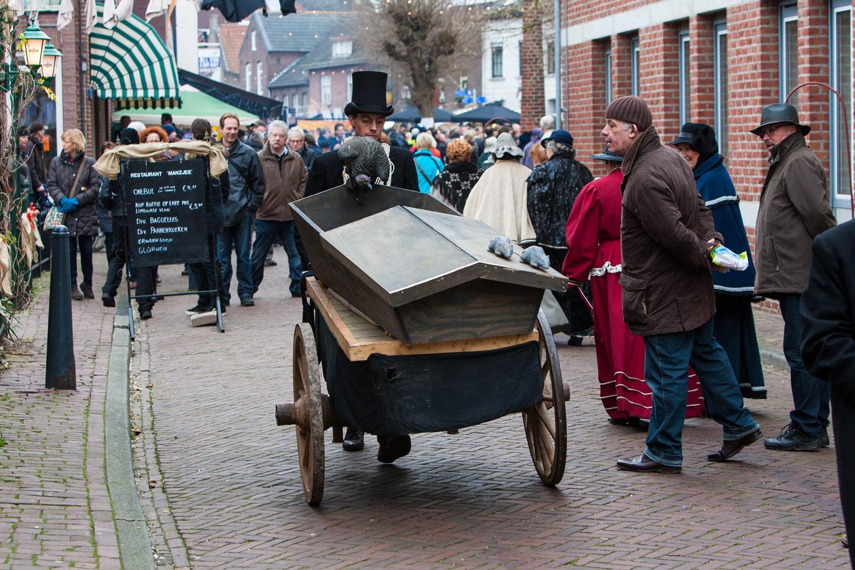Scrooge Festival Arcen | Deutsch